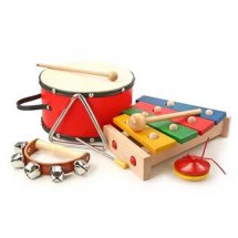Детские музыкальные интрументы