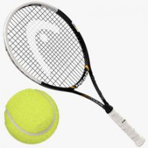 Ракетки и аксессуары для большого тенниса