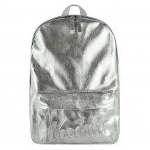 Рюкзак EXPRESS Academy, коллекция NIGHT LIFE, моно металлик серебряный