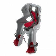 Велокресло детское переднее Bellelli Rabbit Standard B-Fix, silver