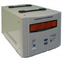 SAVR-5 000VA , электромеханический стабилизатор напряжения SOLPI-M