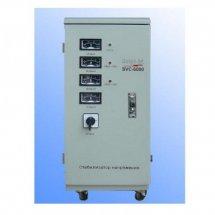 SVC-6000/3 - электромеханический стабилизатор напряжения SOLPI-M