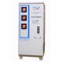 SLP-M 30kVA/3 Трехфазный электромеханический стабилизатор напряжения SOLPI-M